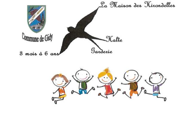 HALTE GARDERIE «LA MAISON DES HIRONDELLES»