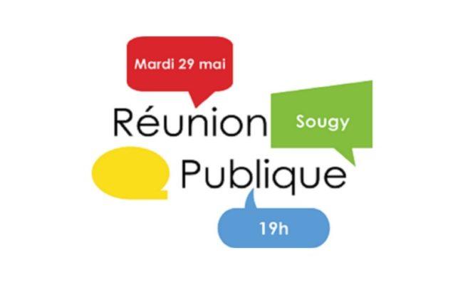 Réunion Publique PLUi-H – Mardi 29 mai 2018