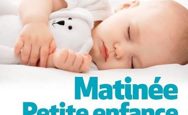 Matinée de la Petite Enfance – 29 juin 2018