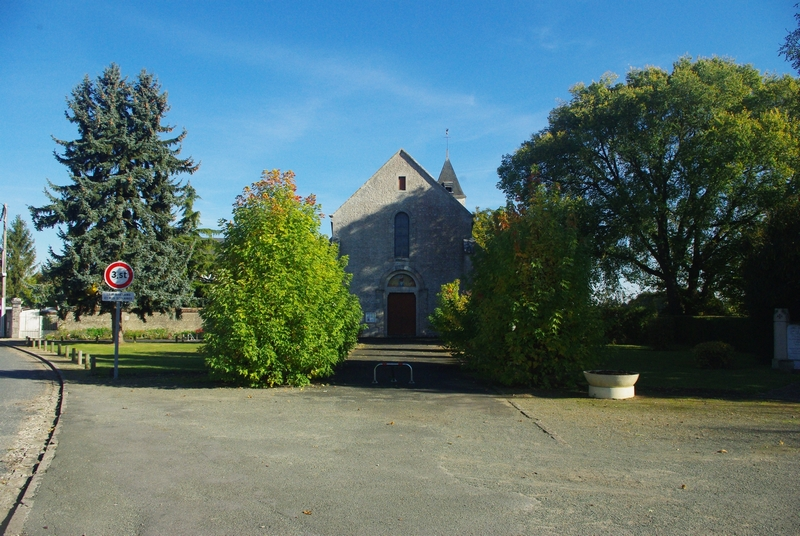Gémigny3Place église