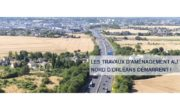 Les travaux d'aménagement de l'autoroute A10 au nord d'Orléans démarrent en novembre 2018 !