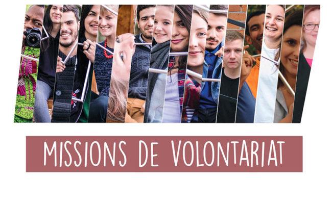 MISSIONS DE SERVICE CIVIQUE A L'ETRANGER