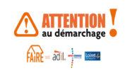 L'ADIL-ESPACE INFO ENERGIE NE CAUTIONNE AUCUN DEMARCHAGE