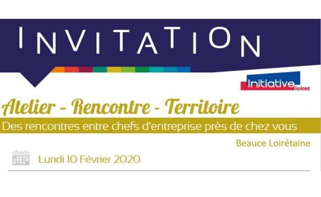 Rencontres Initiative Beauce Loirétaine