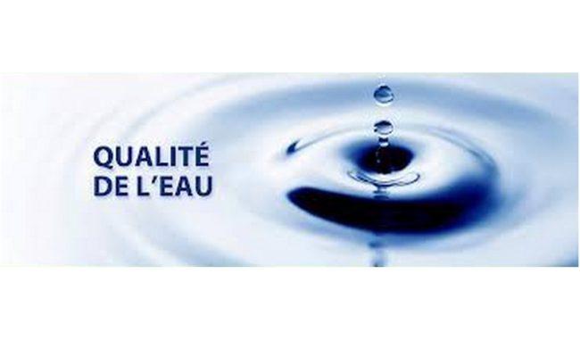Qualité de l'eau potable de Sougy