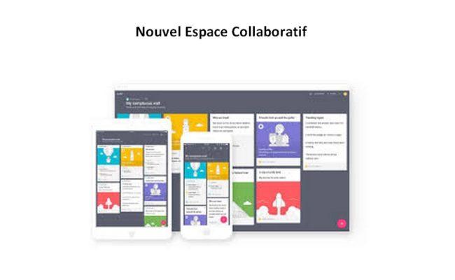 Nouvel Espace Collaboratif