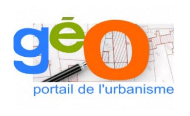 Consultation du Géoportail de l'urbanisme